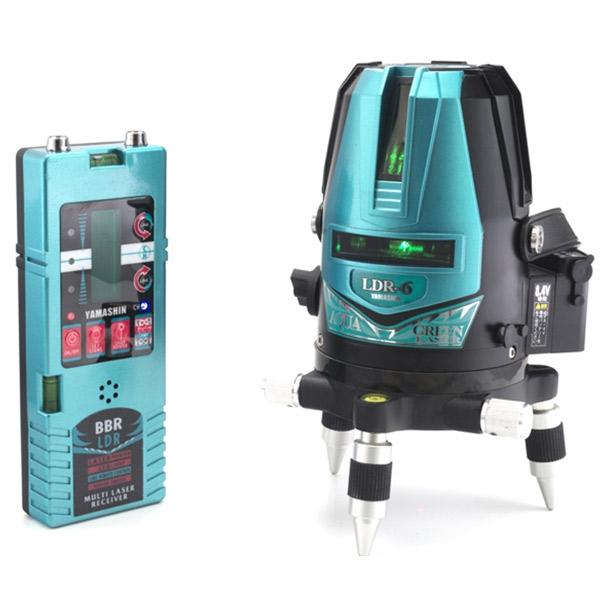 YAMASHIN:アクアグリーンレーザー フルセット LDR-6-3D-W