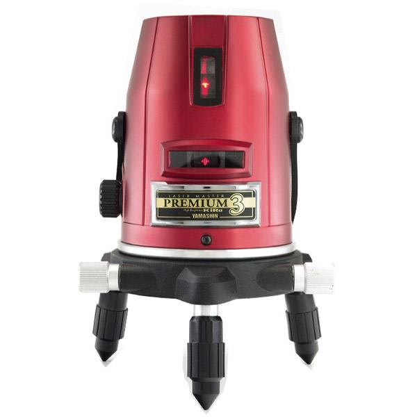 YAMASHIN:墨出し器 レーザーマスタープレミアム 本体 PM-3