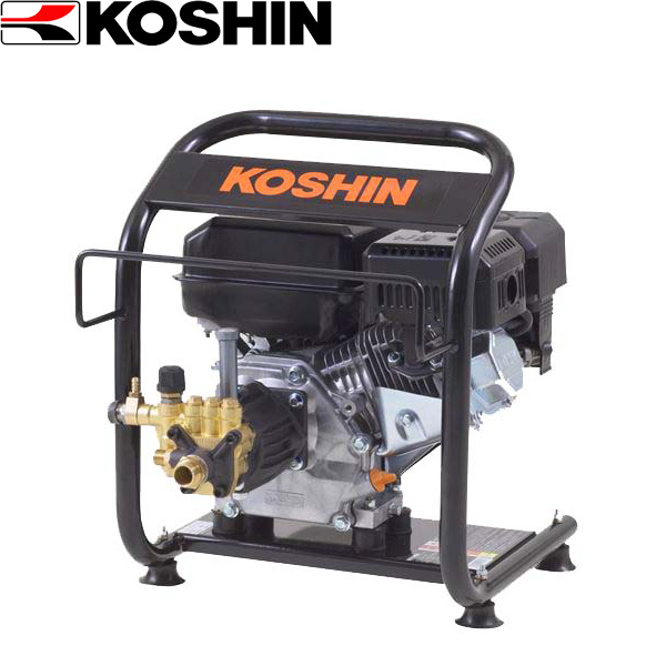 工進:エンジン式高圧洗浄機 JCE-1408U