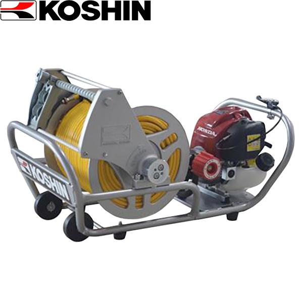 【代引不可】工進:ガーデンスプレイヤー エンジン動噴 MS-ERH100