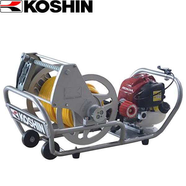 【代引不可】工進:ガーデンスプレイヤー エンジン動噴 MS-ERH50