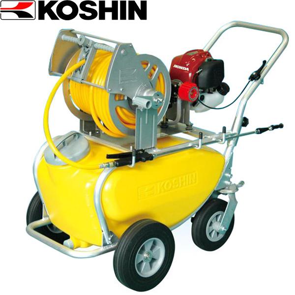【代引不可】工進:ガーデンスプレイヤー エンジン動噴 MS-ERH50TH85