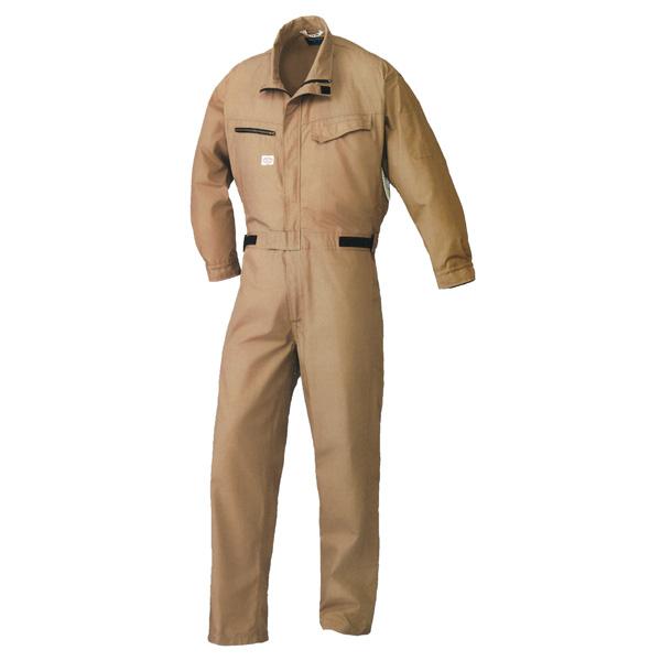 ラグナ:扇風機付長袖ツナギのみ カーキL 1-9850K2L SST 特殊工具 自動車