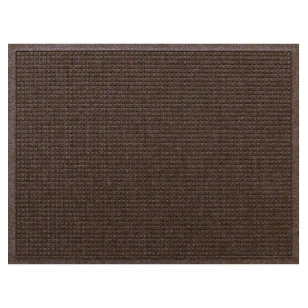 クリーンテックス・ジャパン:玄関マット 屋内 屋外 ウォーターホースII(ワッフル) ブラウン 88×116cm AC00040