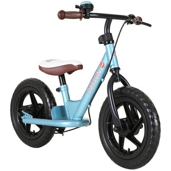 【後払い不可】【代引不可】エム・アンド・エム:DATSUNファーストバイク 12ブルー 1050