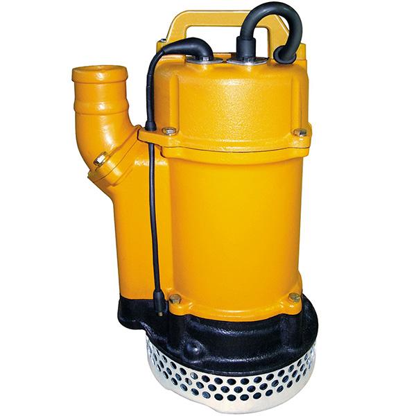 桜川ポンプ製作所:静電容量式自動排水水中ポンプ UEX型 単相200V 60Hz UEX-40C