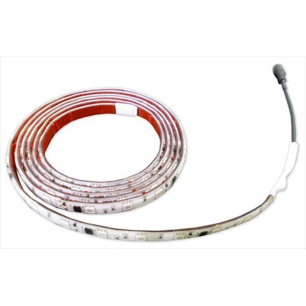 【代引不可】EXPLORE(エクスプロア):LEDテープライト プログラム自動発光(フルカラー) 1800mm ENSA011