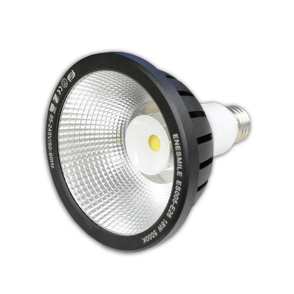【代引不可】EXPLORE(エクスプロア):LEDハイパワースポットライト 6000K ダクト用ソケット(450mm)付属 ENSA029