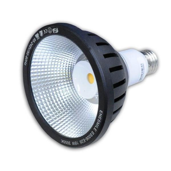 【代引不可】EXPLORE(エクスプロア):LEDハイパワースポットライト (口金E26)3000K (電球部のみ) ENSA036