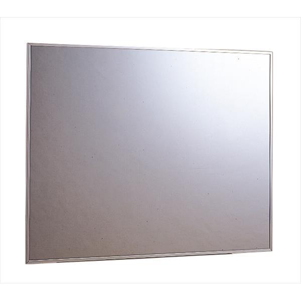 信栄物産:壁軽量ステンレス製平面ミラーポール専用タイプ 450×600 TM-B