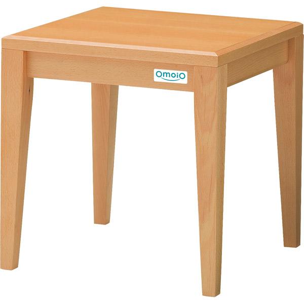 【法人限定】omoio(オモイオ):授乳室テーブル50(旧アビーロード品番:FST-50) BR-TB-50