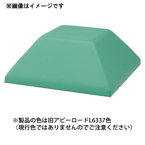 omoio(オモイオ):スクエア共通マウンテンマット (旧アビーロード品番:AO-08) 張地カラー:MP-33 ネズミイロ KS-SQ-MO