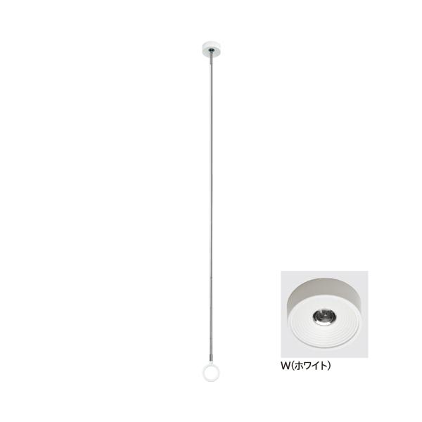 川口技研:室内用 ホスクリーン スポット型 SPD型(2本入) W(ホワイト) SPDLL-W