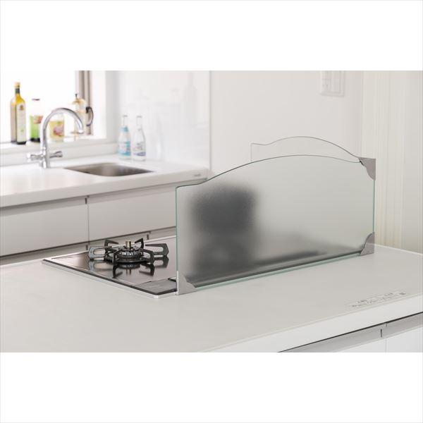 池永鉄工:レンジガード ミストラル IR-800MT ガラス おしゃれ シンプル 汚れ 油ハネ 防止