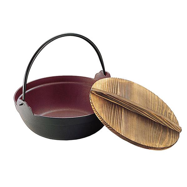池永鉄工:深型鍋 30cm