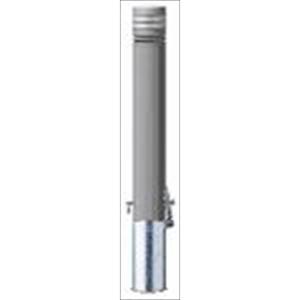サンポール:リサイクルボラード リサイクルプラスチック製 RP-230SK(N)