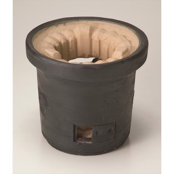 【後払い不可】【代引不可】杉松製陶:薪しちりん SU0013
