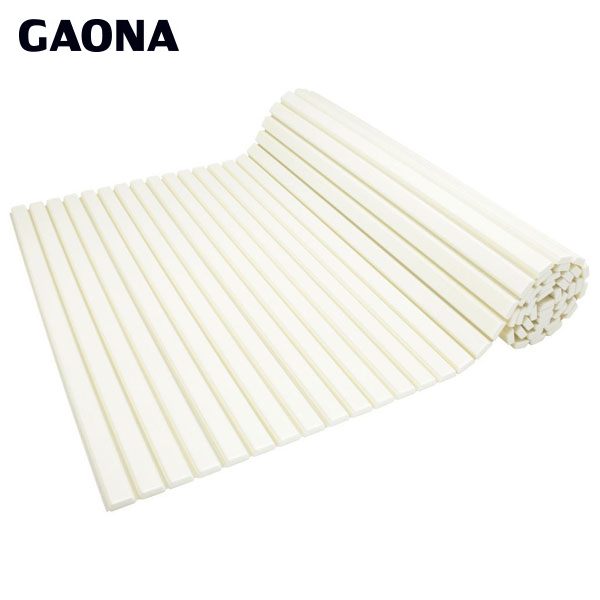 カクダイGAONA:これカモ シャッター式風呂フタ 70×160cm GA-FR004