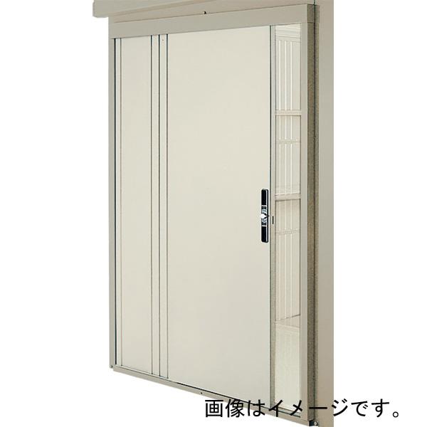 田窪工業所:タクボ物置 オプション サイド扉 21+21用 設置後納入 HD-21BN