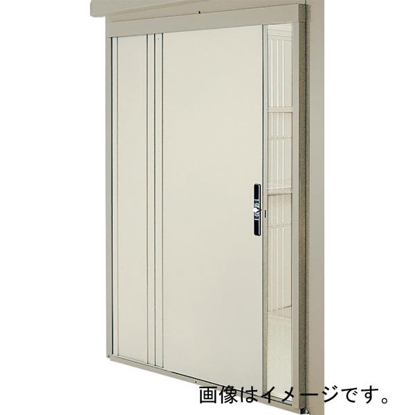 【代引不可】田窪工業所:タクボ物置 オプション サイド扉 20+21用 設置後納入 HD-2021BN