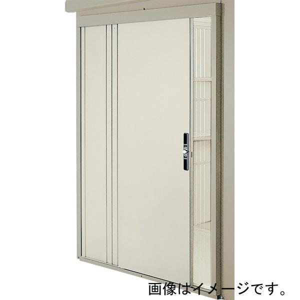 【代引不可】田窪工業所:タクボ物置 オプション サイド扉 20+20用 設置後納入 JD-20BN