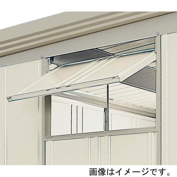 【代引不可】田窪工業所:タクボ物置 オプション 換気窓 20用 設置後納入 HM-20BN