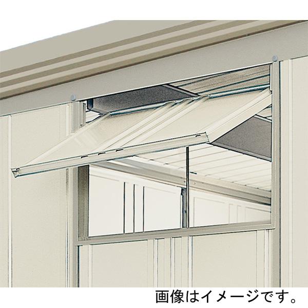 田窪工業所:タクボ物置 オプション 換気窓 21用 設置後納入 JM-21BN