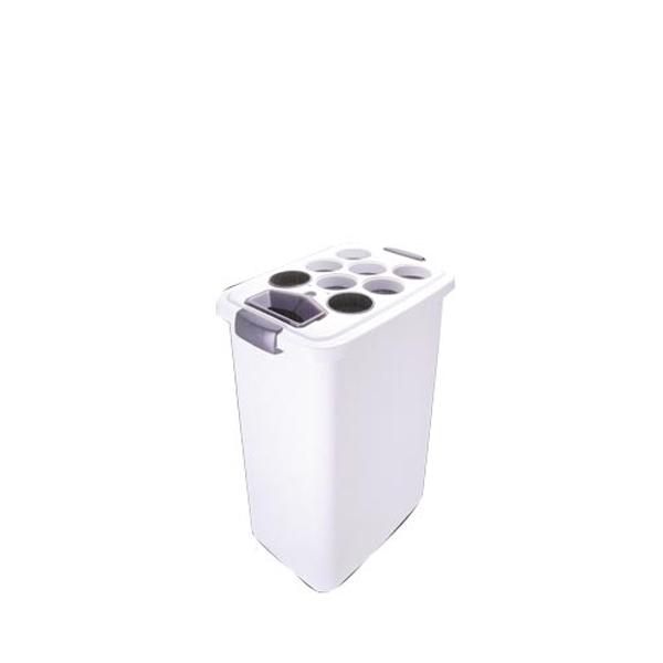 ぶんぶく:紙コップ専用回収ボックス PC-700R