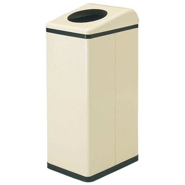ぶんぶく:リサイクルトラッシュ Bライン PETボトル用 アイボリー OLS-31