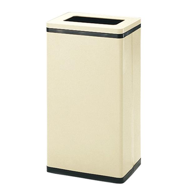 ぶんぶく:リサイクルトラッシュ Bライン 一般型小型タイプ 一般ゴミ用 アイボリー OSL-24
