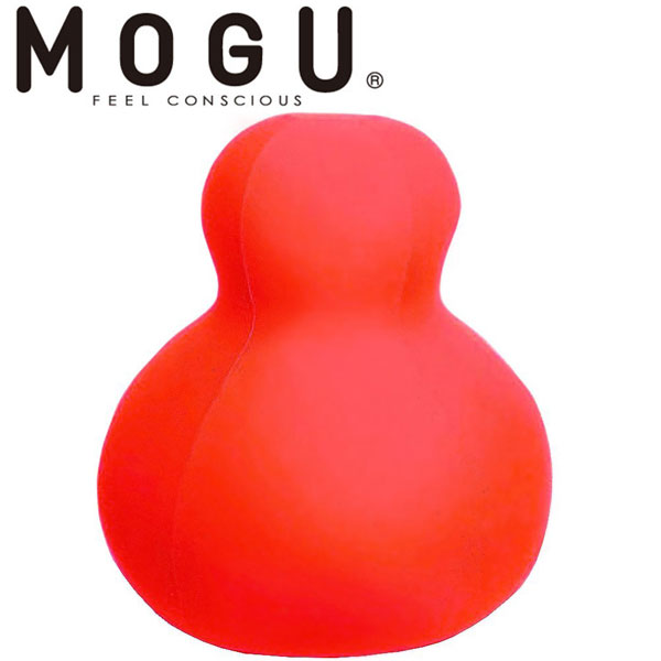 MOGU(モグ):ダルマンソファ 本体(カバー付) レッド 37790
