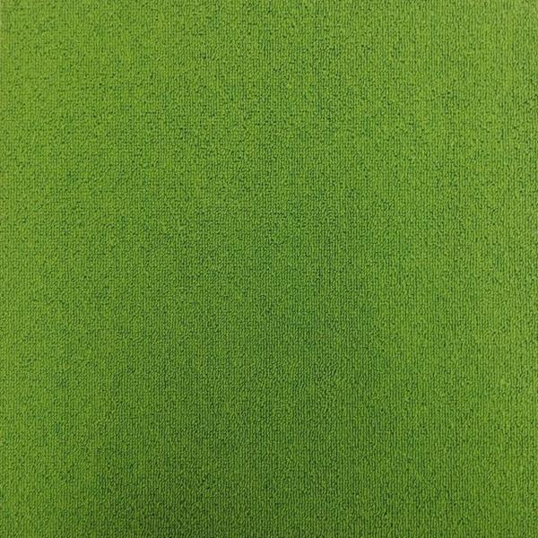 NCK:(洗える)NC吸着タイルカーペット グリーン(緑色) 40枚セット1箱(置くだけ) 30V13-P40