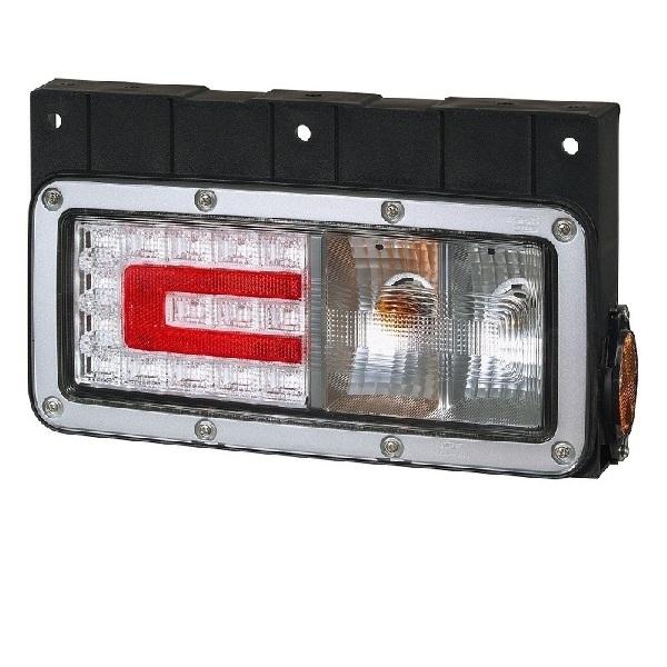 KOITO:リアコンビネーションランプ バックランプ付き(LED・白熱タイプ) 右 LEDRCL-TR24R