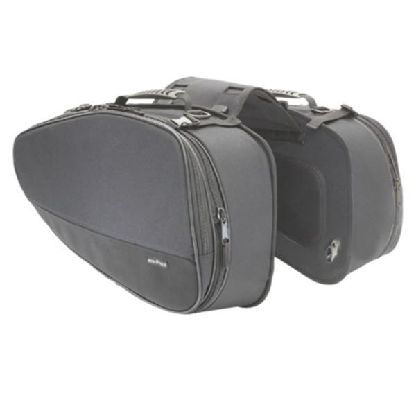 TANAX(タナックス):マルチフィットサイドバッグ ブラック L MFK-187