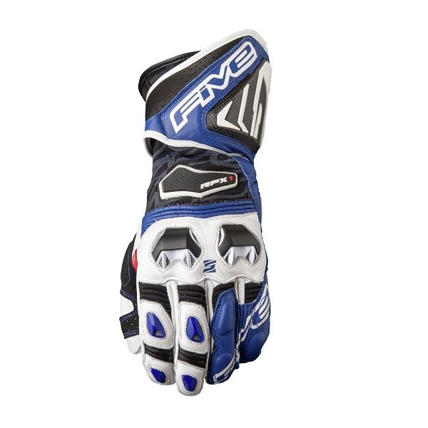 FIVE(ファイブ):RFX1 016 WHITE/BLUE XL