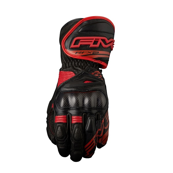 FIVE(ファイブ):RFX2 016 BLACK/RED XL