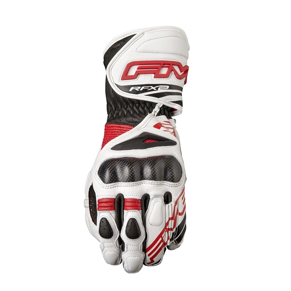 FIVE(ファイブ):RFX2 016 WHITE/RED XL