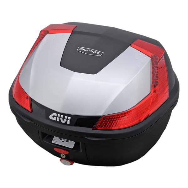 【後払い不可】GIVI(ジビ):B37G730 シルバー塗装 78035