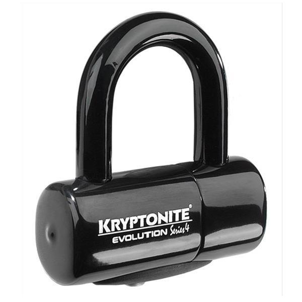 KRYPTONITE(クリプトナイト):EV4 ディスクロック ブラック 999607