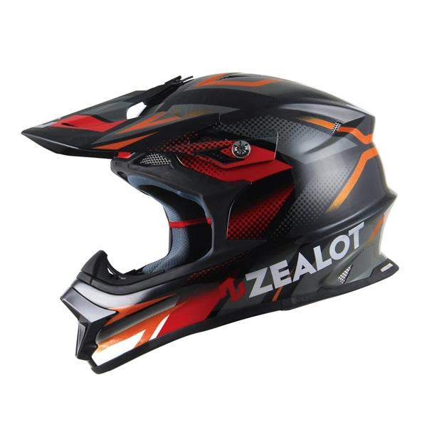 godblinc(ゴッドブリンク):ZEALOT(ジーロット) MadJumper(マッドジャンパー) ヘルメット L(59-60cm) MJ0012/L