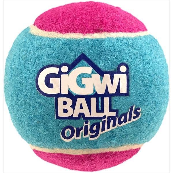 プラッツ:GiGwi ギグウィテニスボール ラージ 3P GW6718