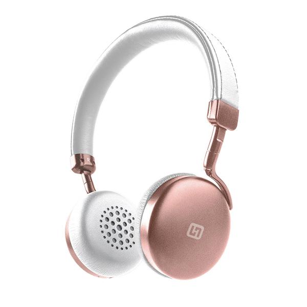 FUTURE(フューチャー):Bluetoothヘッドフォン TURBO2 ローズゴールド