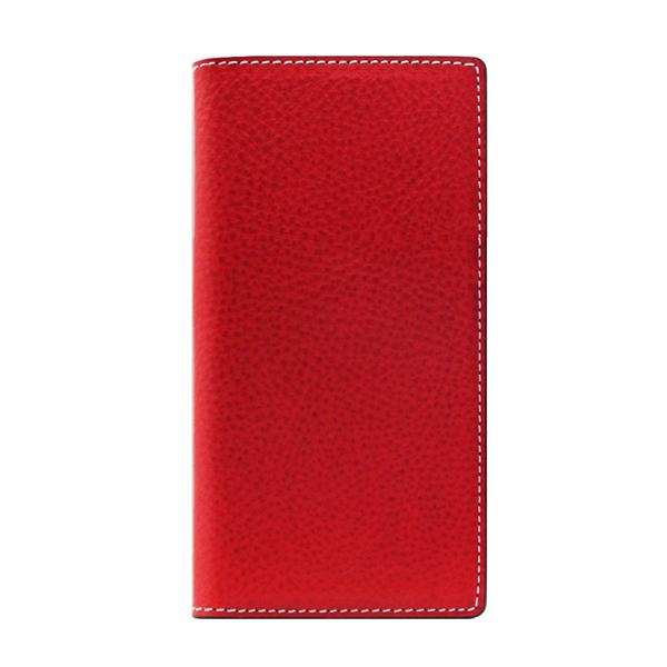 SLG Design(エスエルジーデザイン):Minerva Box Leather Case レッド