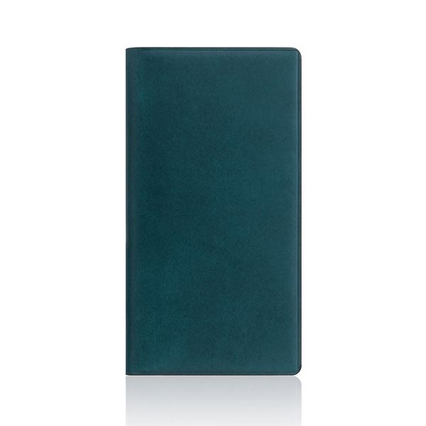 SLG Design(エスエルジーデザイン):iPhone X Buttero Leather Case ブルー