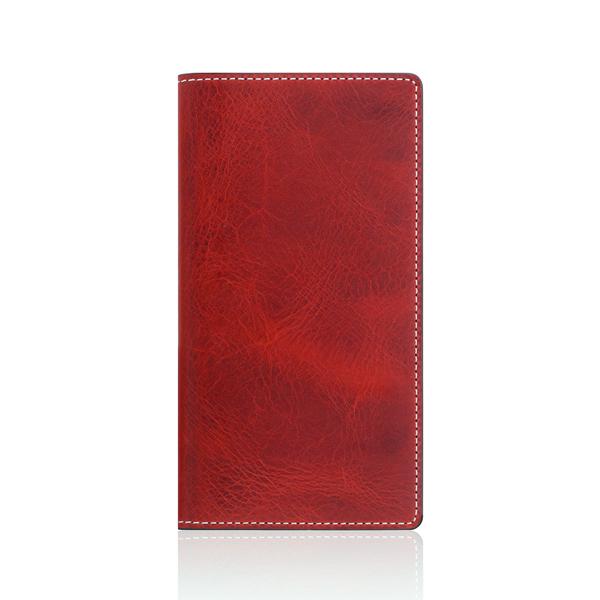 SLG Design(エスエルジーデザイン):iPhone X Badalassi Wax case レッド
