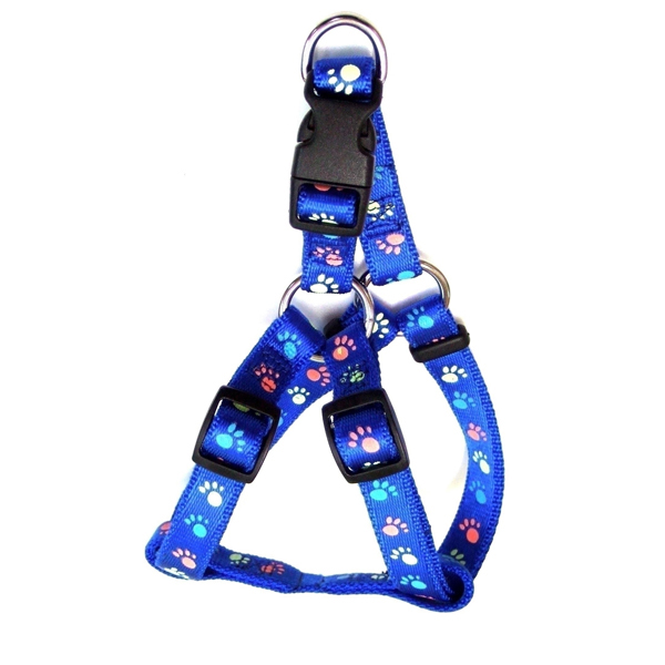 岡野製作所:蓄光フットハーネス #20 ブルー