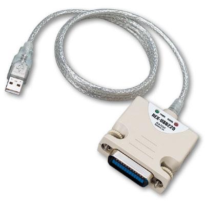 ラトックシステム:USB to GPIBコンバータ REX-USB220
