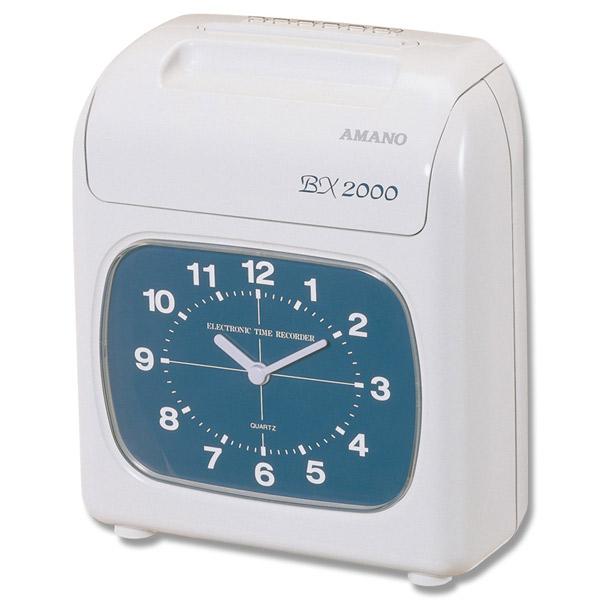 アマノ:タイムレコーダー BX-2000 007323160
