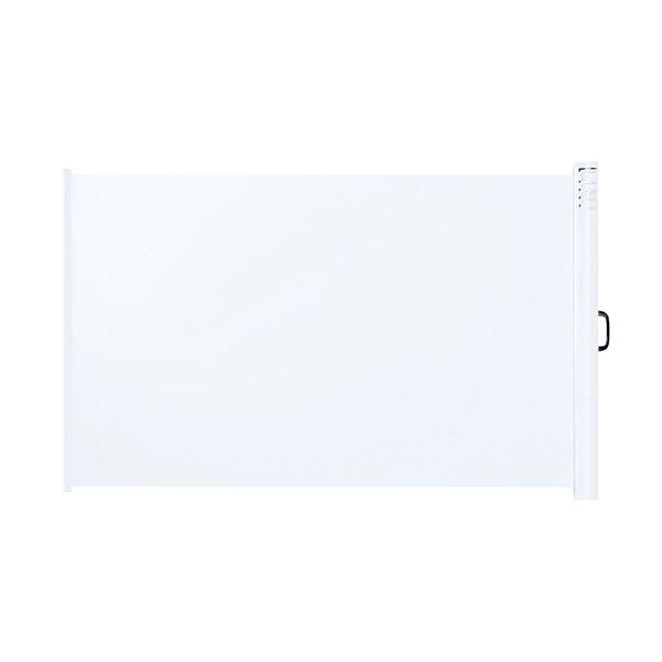 サンワサプライ:プロジェクタースクリーン(マグネット式ケース一体型) PRS-WBC72HD