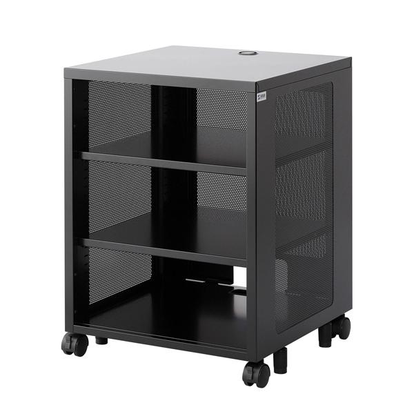 サンワサプライ:機器収納ボックス(H700) CP-SBOX2